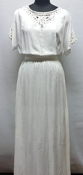 Ladies Long Dress 03