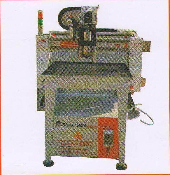 VMC-600 CNC Engraving Machine