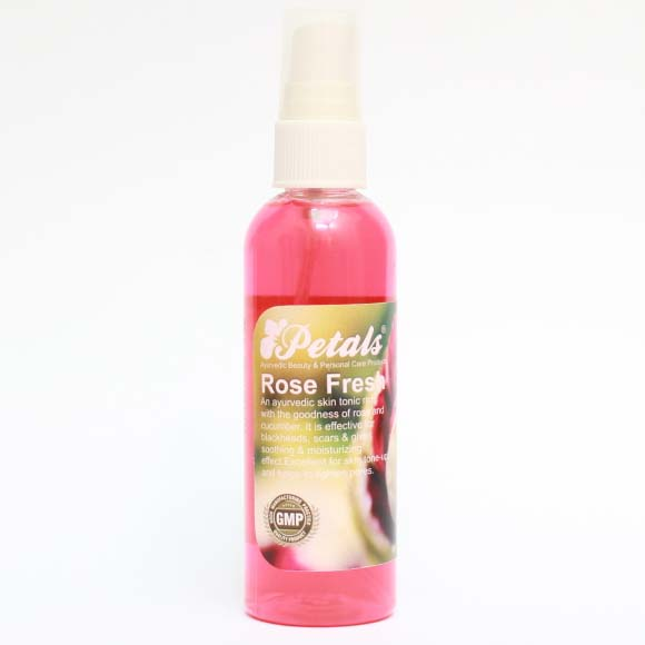 Petals Rose Fresh Skin Toner