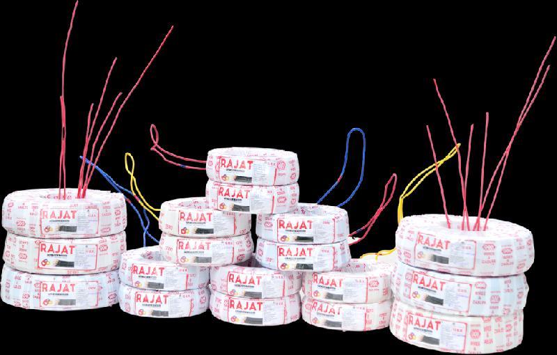 PVC Insulated Single Core Aluminum Wire 03