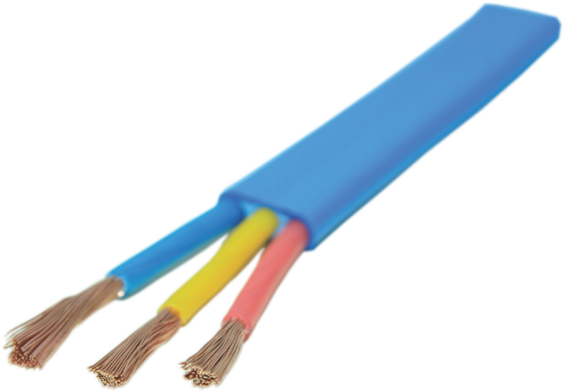 XLPE Insulated Submersible Cable 04