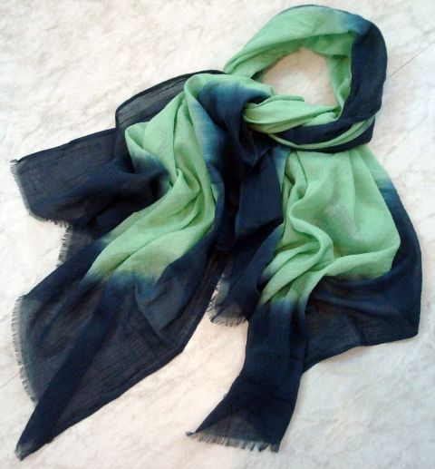 Modal Ombre Dyed Scarves (EC-3276)