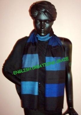 Silk Cashmere scarves EC-2331 DM