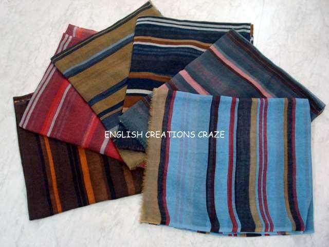 Wool Print Wraps (EC-5025)