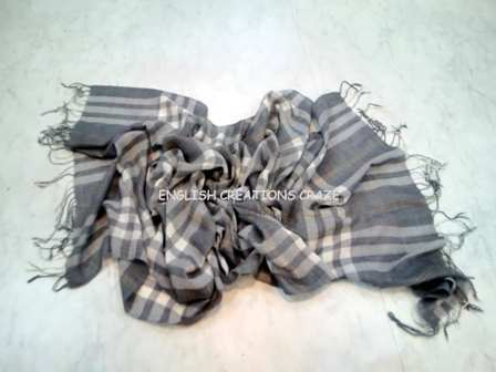 Wool Woven Scarves (EC-6726-1)