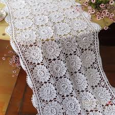 Crochet Table Runners