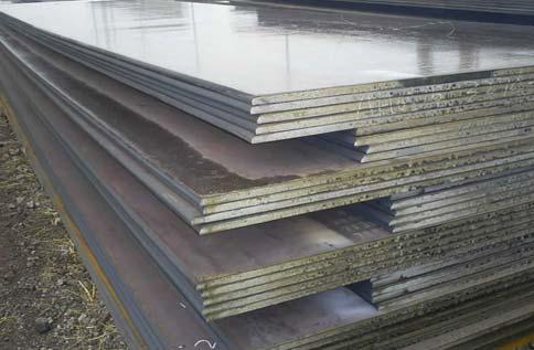 Alloy Steel Plates (SA 387 GR 11)