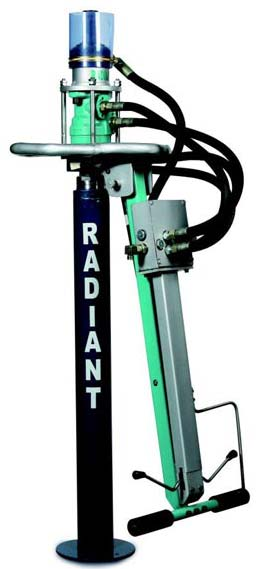 Portable Hydraulic Roof Bolting Machine 01