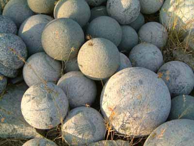 Granite Spheres 01