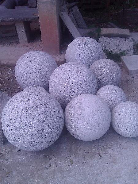 Granite Spheres 05