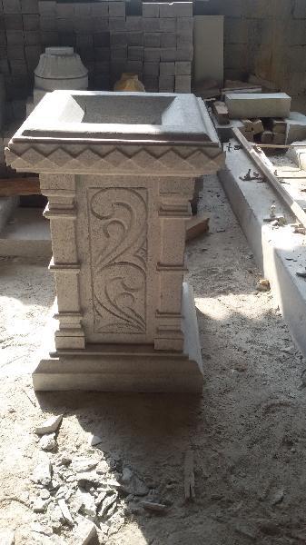 Granite Column 01