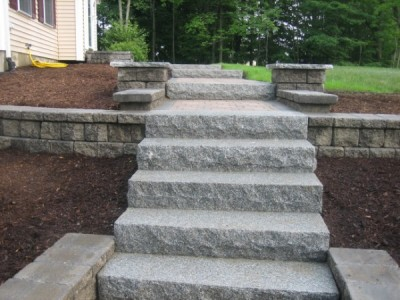 Granite Stair Step 06