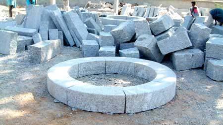 Kerb Stones Circle