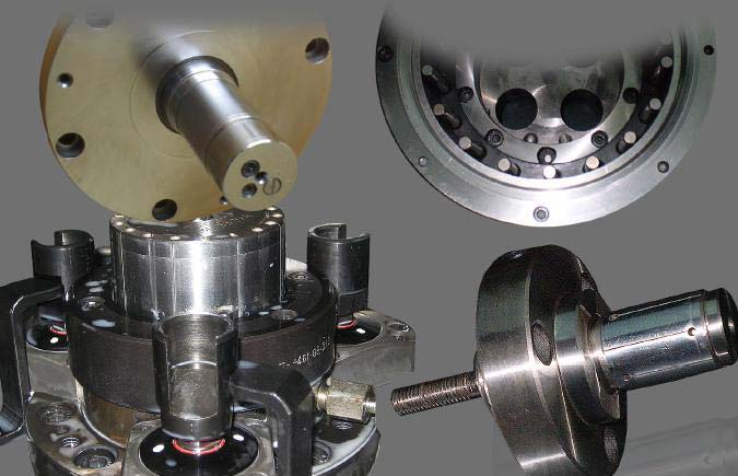 Milling & Drilling Mandrels
