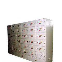 Electric Motor Control Panel 01