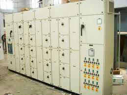 Electric Motor Control Panel 02
