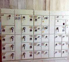 Electric Motor Control Panel 05