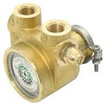 Brass Pump Components