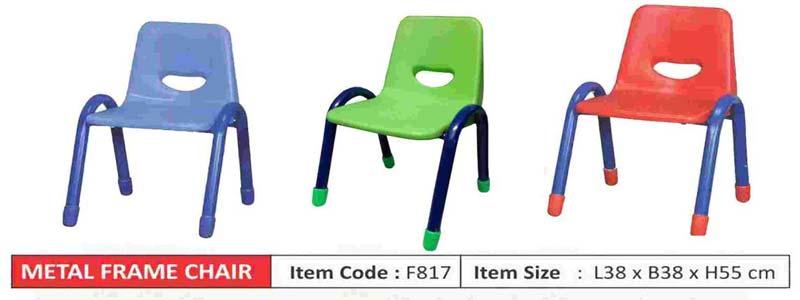 Classroom Chair (F817)