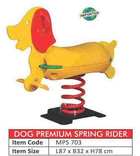 Playground Spring Rider (MPS-703)