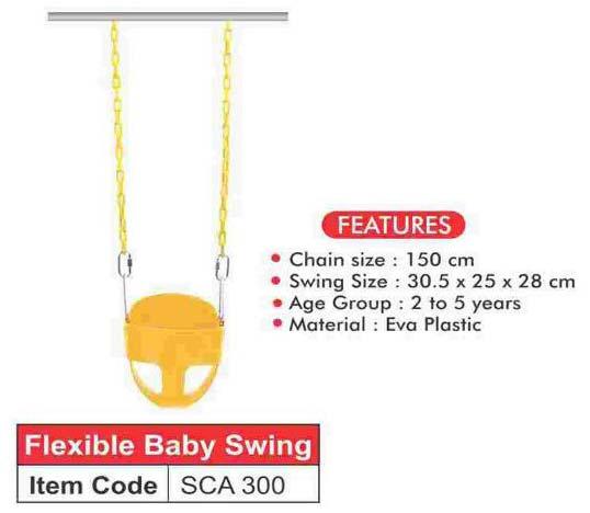 Playground Swing (SCA 300)