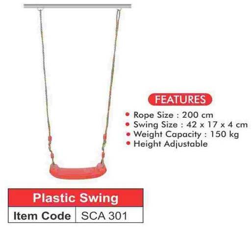 Playground Swing (SCA 301)