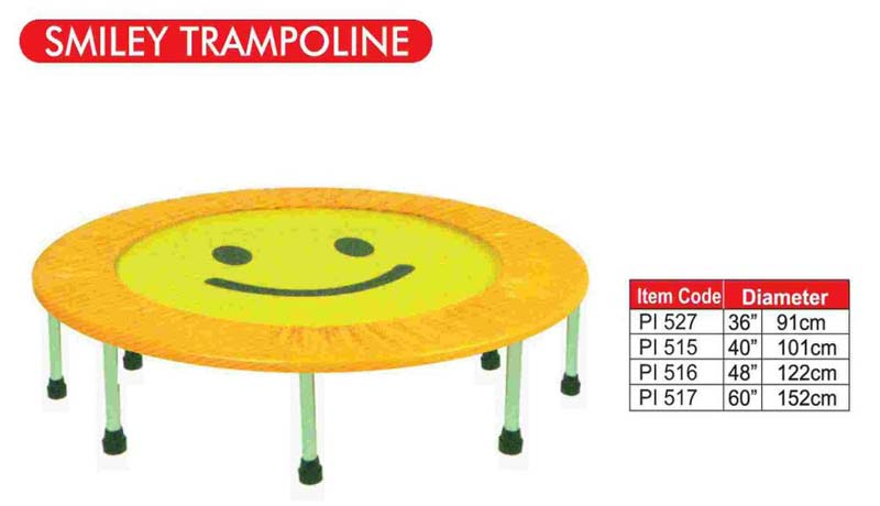 Smiley Trampoline