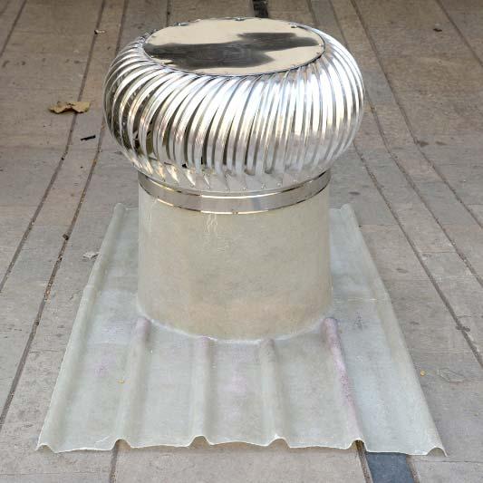 Wind Turbo Ventilator (21 Inch)