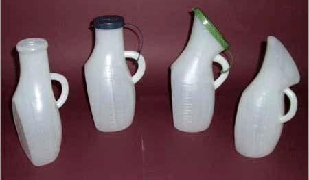Plastic Urine Pot