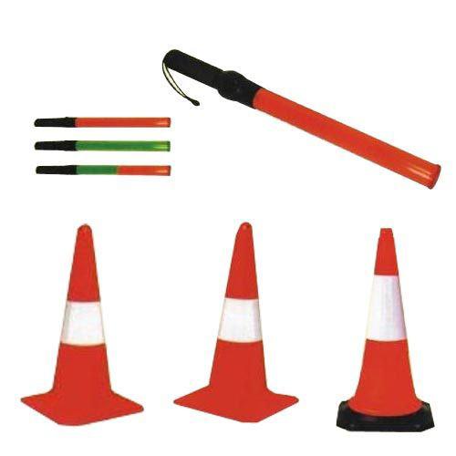 PVC Road Safety Cones