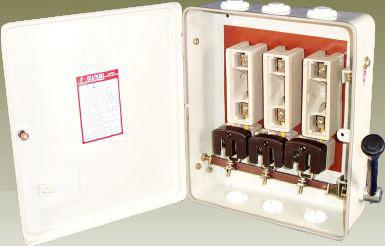 Rewirable Switch Fuse Unit