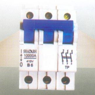 Three Pole Miniature Circuit Breaker