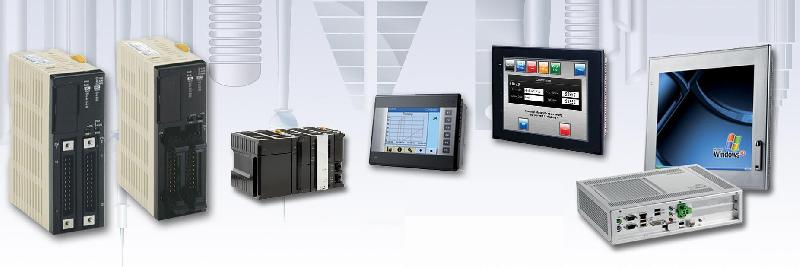 Omron PLC System