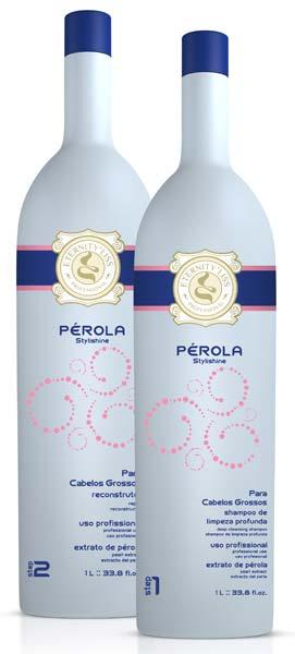Eternity Liss Perola Keratin Hair Treatment Kit