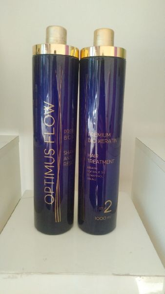 Optimus Flow Keratin Hair Treatment Kit