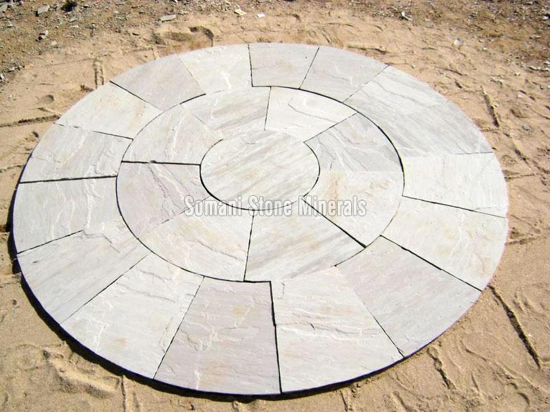 Kandla Gray Circle
