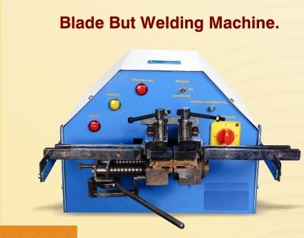 Band Saw Blade Butt Welding Machine