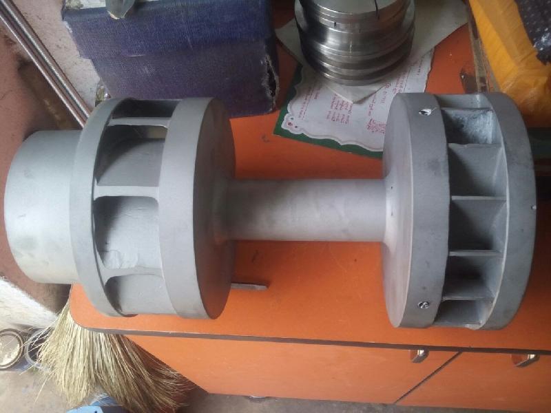 Turbine Rotating Parts 02