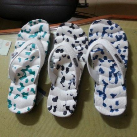 EVA Sole Slippers