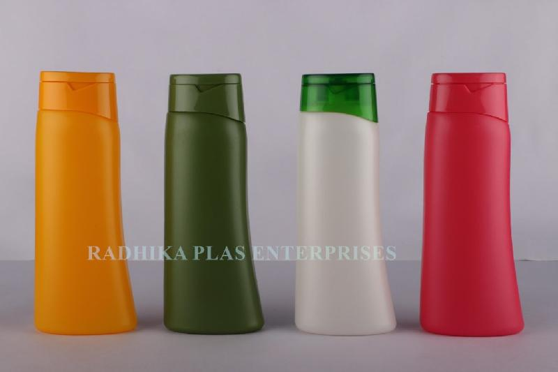 Cosmetic Shampoo Bottles