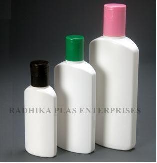 Plastic HDPE Lotion Bottles
