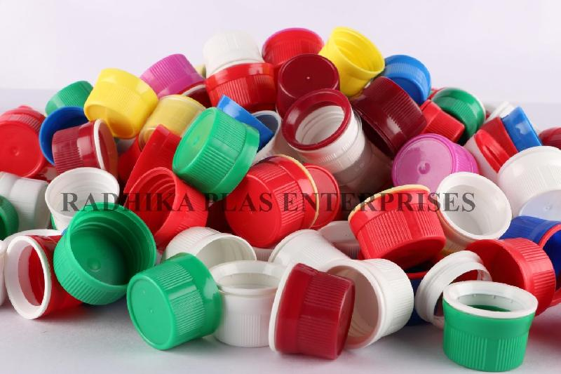 Plastic Pilfer Proof Caps