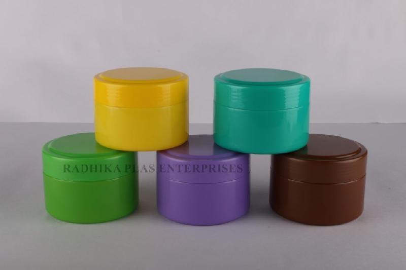 Cosmetic Single Wall Cream Jars