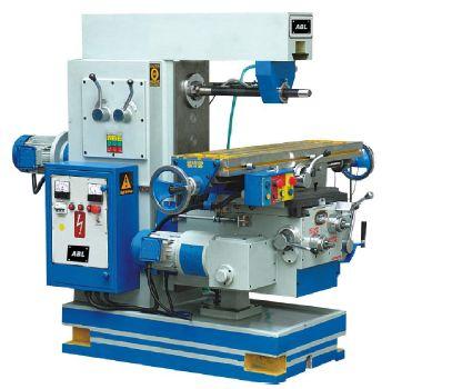 Heavy Duty Geared Universal Milling Machine