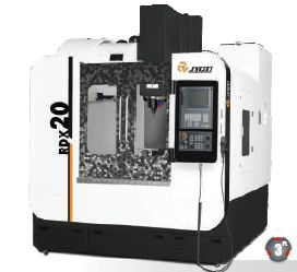 RDX Series 3 Axis Vertical Machining Center