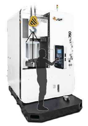 VTL 500-750 CNC Low Precision Turning Center