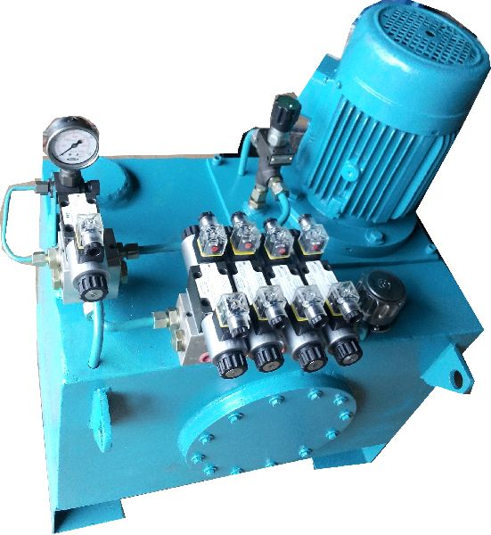Hydraulic Power Pack 03