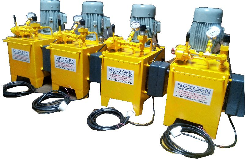 Hydraulic Power Pack 05