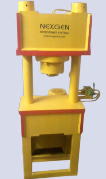 Tie Rod Type Hydraulic Press