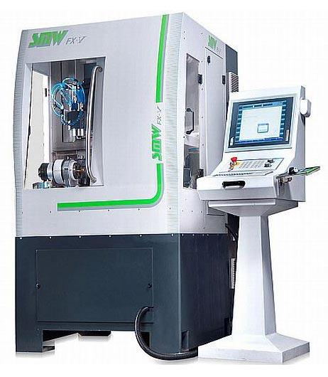 Bangle & Ring Making Machine (SMW-FX-V)